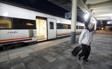 Renfe rechaza explicar en la Asamblea las incidencias del servicio de tren