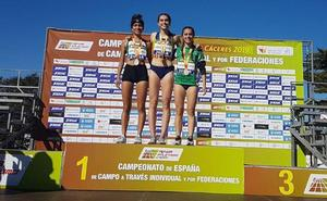 Carla Arce, seleccionada para el Mundial de Cross