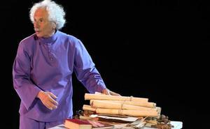 'El Brujo' llega el viernes al López con su 'Autobiografía de un Yogui'