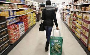Los precios subieron un 1,1% en febrero por el incremento de la gasolina y los alimentos