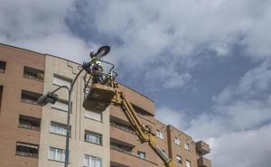 Podemos Badajoz lleva a Fiscalía el procedimiento sobre las luces LED