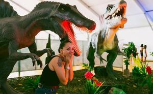 Dinosaurs Tours estará en IFEME los días 16 y 17