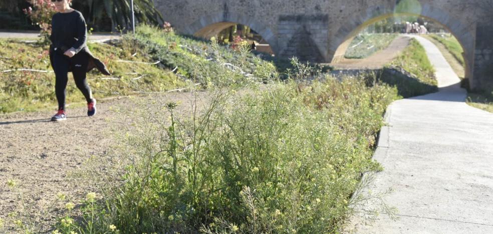 El patito feo de la margen izquierda del río en Badajoz