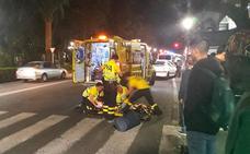 Atropello en la avenida de España de Cáceres