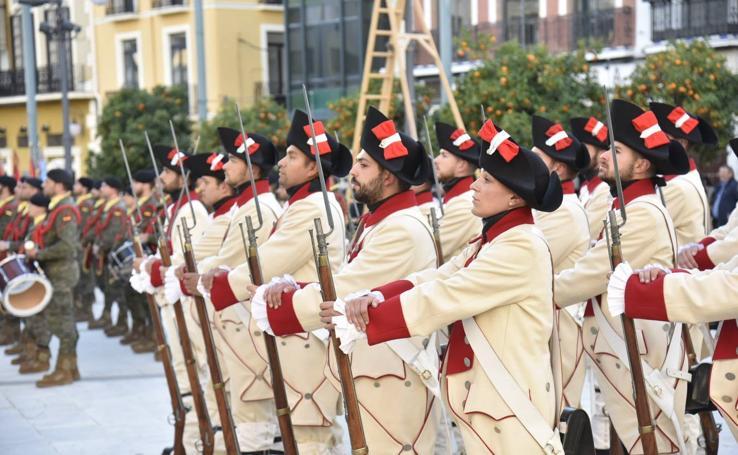 Actos conmemorativos con motivo del 208 aniversario de la muerte del General Menacho