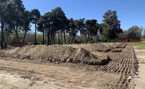 Plasencia contará con el primer campo de fútbol-playa homologado de la región