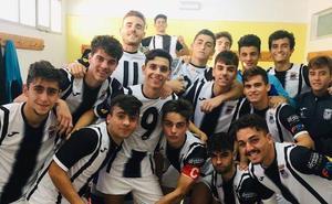 El juvenil del Badajoz, a un paso del ascenso once años después
