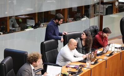 La Asamblea insta al Gobierno a considerar la situación del tren extremeño un asunto de Estado