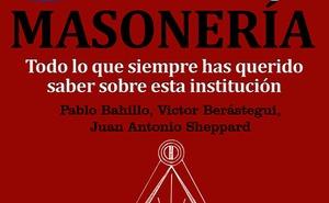 Se presenta el libro 'Masonería' en el Ateneo de Cáceres