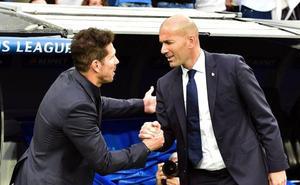 De Zidane y del Atleti