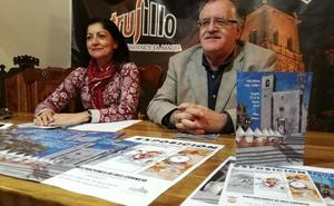 Manuel Pimentel, pregonero de la Feria del Libro de Trujillo