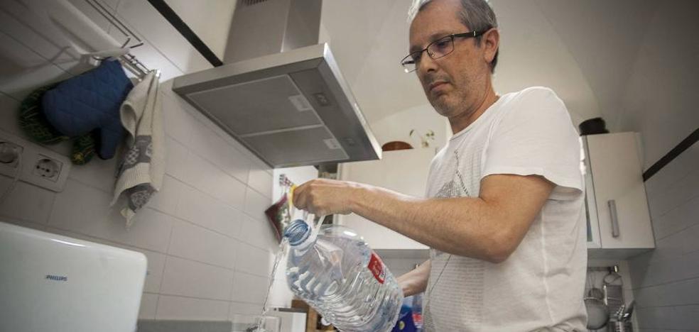 Uno de cada tres análisis de agua detectan plomo en la parte antigua de Cáceres