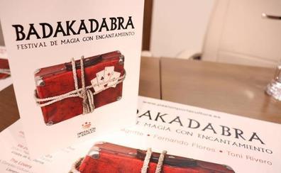 'Badakadabra' llevará tres espectáculos de magia a doce municipios pacenses