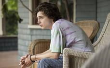 Timothée Chalamet: «La adicción es una enfermedad»