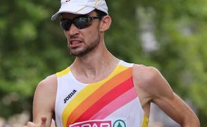 Álvaro Martín persigue su cuarto título consecutivo en 20 km marcha en Oropesa