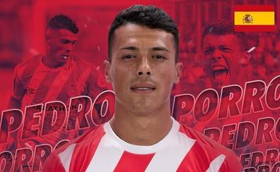 El extremeño Pedro Porro, convocado por la selección sub-21 por primera vez