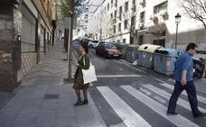 La obra para peatonalizar las calles cacereñas de Segura Sáez y Obispo Ciriaco durará seis meses