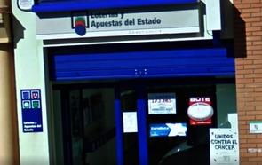 Un boleto de la Bonoloto vendido en Don Benito, premiado con casi 113.000 euros