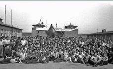La UNED de Mérida acoge una muestra sobre 'Los republicanos españoles en los campos nazis'