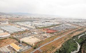 Hallan muerto a un hombre con varios disparos en un polígono de Málaga