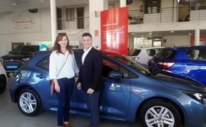 Trevauto entrega la primera unidad del nuevo Toyota Corolla