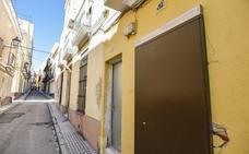 Puertas para evitar los fumaderos de droga en el Casco Antiguo de Badajoz