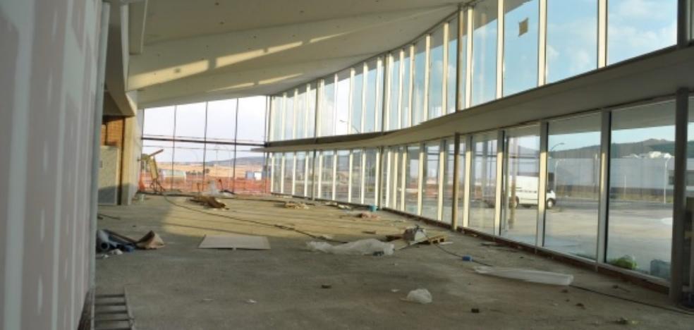 La cafetería del hospital de la Montaña, en Cáceres, se cerrará y sus siete trabajadores pasarán al nuevo