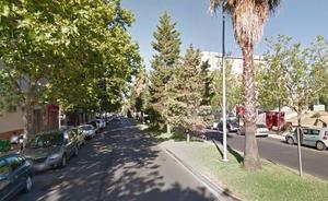 Una mujer de 62 años resulta herida tras un atropello en un paso de peatones en Badajoz