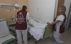 Chalecos contra las distracciones a las enfermeras