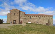 El Monasterio de Tentudía estrena una zona destinada a la acogida de peregrinos