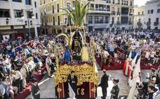 La Semana Santa de Badajoz tendrá este año el doble de asientos en la plaza de España