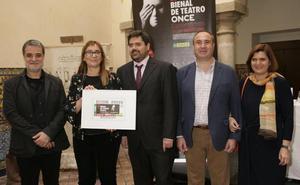 La ONCE presenta su 17 Bienal de Teatro de Mérida