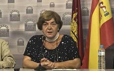 Amalia Franco es reelegida presidenta de la asociación emeritense de laringectomizados