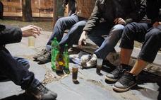La Policía Local de Badajoz asistió a 24 menores ebrios en 2018, 15 más que en 2017