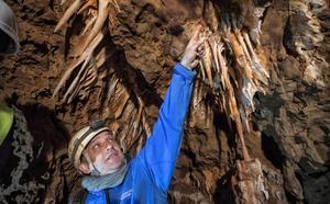 Las grutas de la Ronda Sureste al descubierto