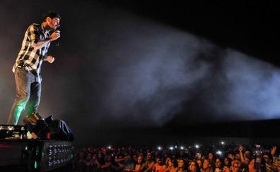 Melendi comienza su nueva gira en Cáceres con un concierto en el recinto hípico el 1 de junio