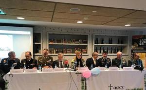 Miembros de las Fuerzas de Seguridad participará en sesiones sobre cáncer de próstata