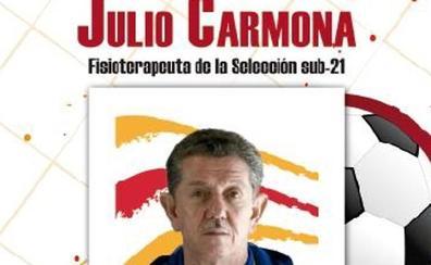 Homenaje a Julio Carmona