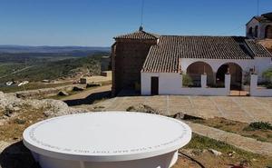 La Campiña Sur estrena su mirador celeste en la Alcazaba de Reina