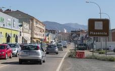 Detenido en Plasencia tras ser sorprendido cuando robaba en un local de la avenida de España