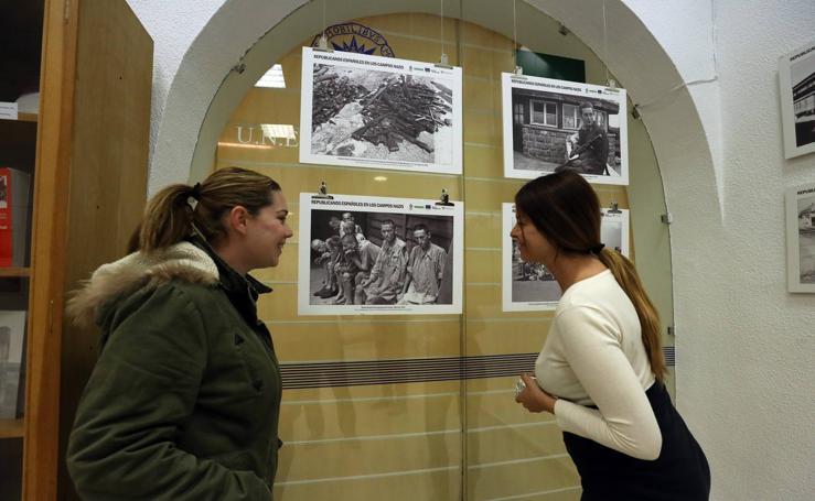 Republicanos españoles en los campos nazis