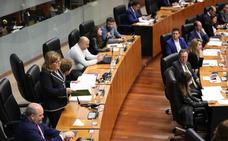 Los grupos políticos hacen balance en el último pleno de la Asamblea de Extremadura