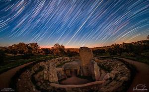 El dolmen de Lácara, foto del día para la NASA