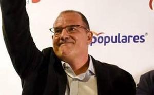 Valadés se presenta como candidato del PP