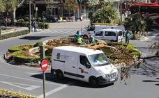 Comienza el mantenimiento de fuentes ornamentales e históricas de Cáceres por 1,2 millones