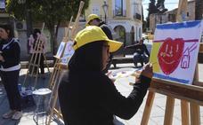 Taller de pintura al aire libre de Down Mérida