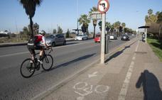Cabezas: «No se ha habilitado ni un centímetro nuevo de carril bici en cuatro años»