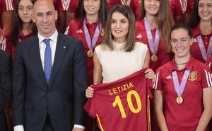 La reina Letizia acudirá a la final de la Copa femenina