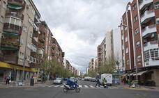 Tres detenidos por robar con fuerza en una tienda de electrodomésticos de Badajoz