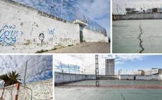 La reforma de las instalaciones deportivas de la UVA en Badajoz comenzarán en mayo
